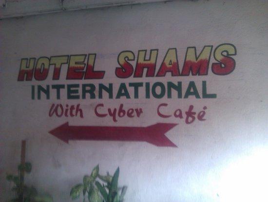 Hotel Shams International