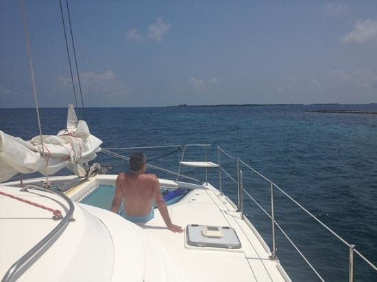 Belize Sailing Charters - Day Trips: Best sail ever !!!