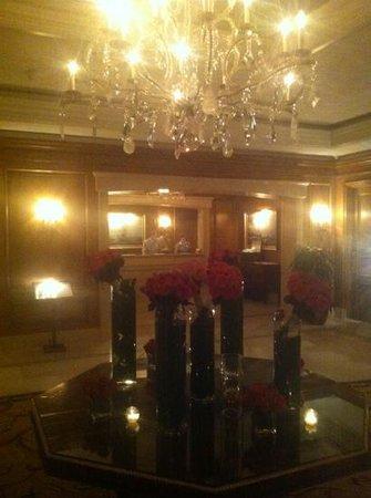 The Ritz-Carlton, Amelia Island: The lobby