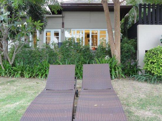 Punnpreeda Pool Villa Beachfront: Seen from the outside