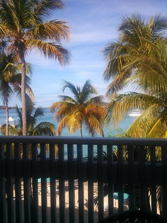Secret Harbour Beach Resort: Room With A View