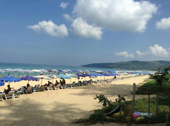 Jinta Andaman: カロンビーチ