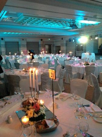 Grand Hyatt Istanbul: Ball room