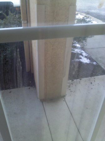 Extended Stay America - Washington, D.C. - Chantilly : Dirty Windows