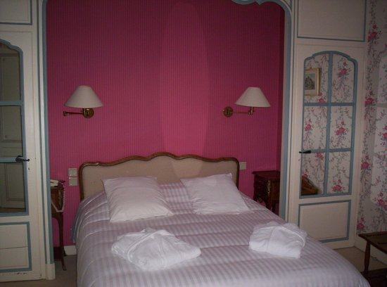 Hostellerie de la Poste : La chambre 42