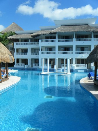Grand Riviera Princess All Suites Resort & Spa: Adult only area