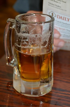 "Oakwood Smokehouse & Grill: Or receive it ""On Tap!"""