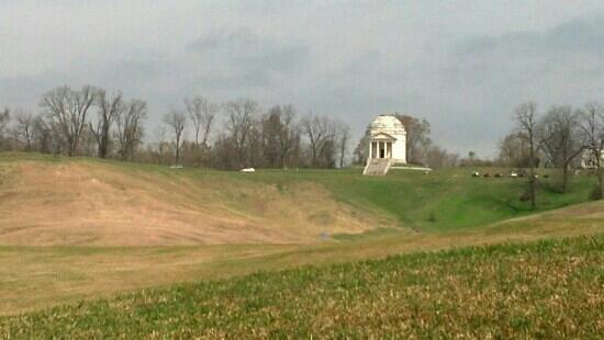 Vicksburg National Cemetery: Battlefield