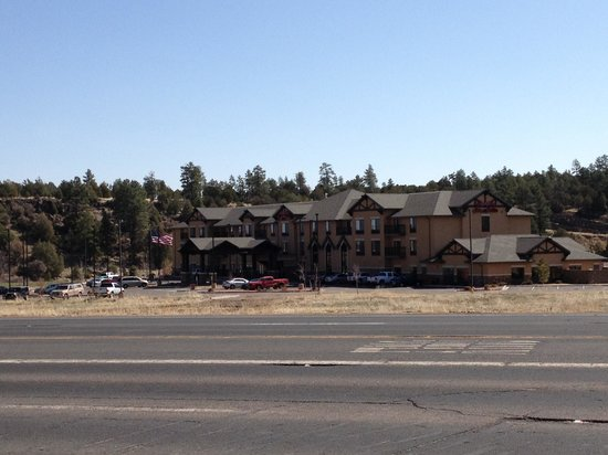 Hampton Inn & Suites Show Low-Pinetop: The hotel