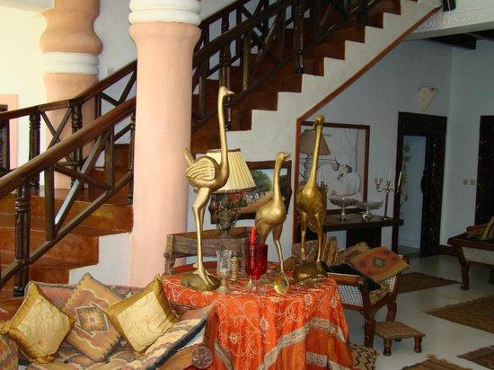 African House Resort: incide hotel