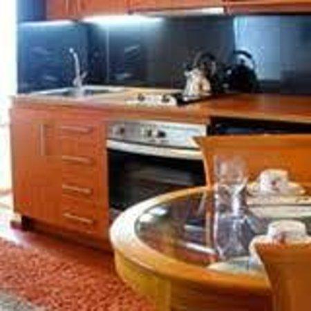 RQ Central: Cozinha Quarto Apart