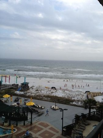 Hilton Sandestin Beach, Golf Resort & Spa: great access to private beach