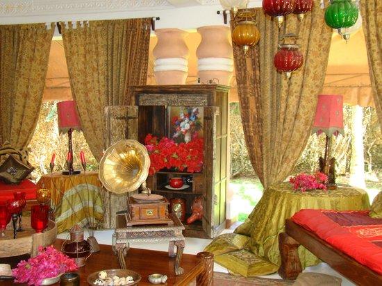 African House Resort : incide hotel