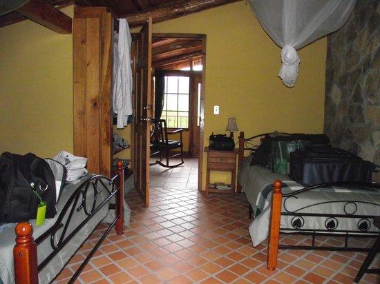 Casa Di Pietra: Our room