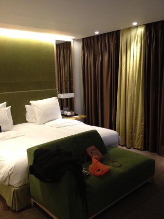 Crowne Plaza London - Battersea: Executive bedroom