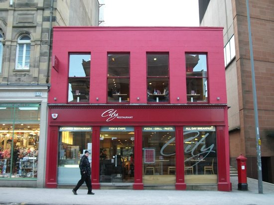 The City Restaurant: City Restaurant street view