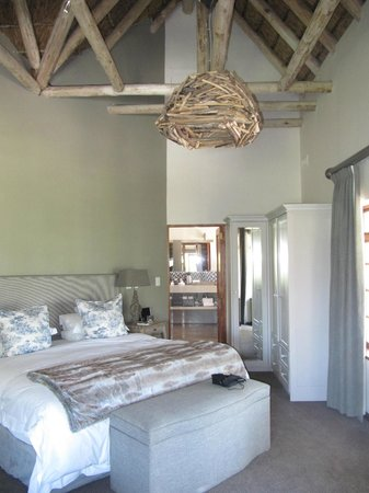 WedgeView Country House & Spa : honeymoon suite