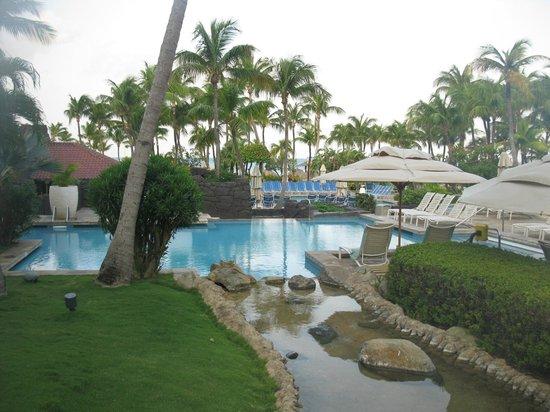 Hyatt Regency Aruba Resort and Casino: Grounds
