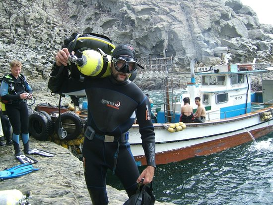Jeju Island Diving Service Big Blue33