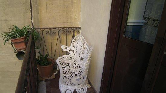 Residenza Antica Roma: Balcony room 21