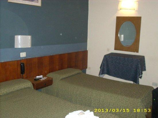 Gran Rex Hotel: Habitación básica pero bien