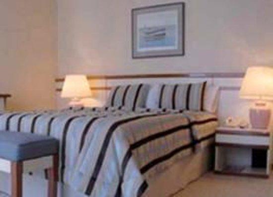 Bisonte Palace: Quarto cama sempre limpa