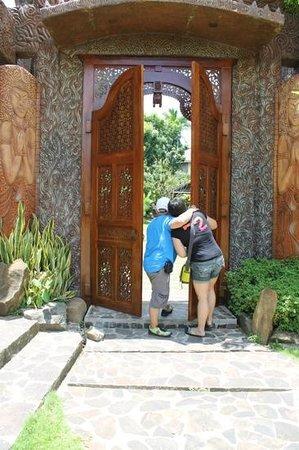 Cintai Corito's Garden: secret garden...