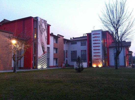 Hotel Maranello Village Panoramica Del