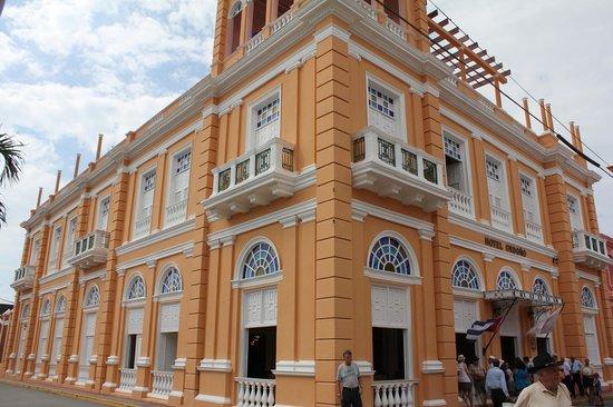 Hotel E Ordono: Exterior View