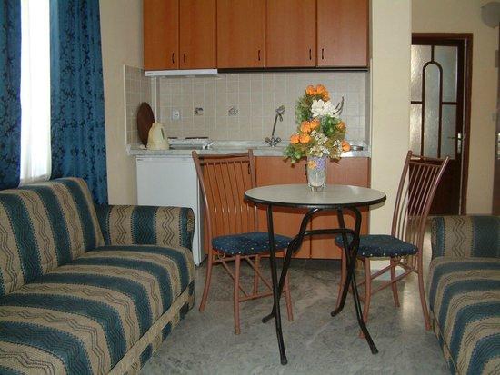 Irem Apartments: 1+1 apartment