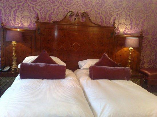 โรงแรมเดอะกอร์ริง: Quarto de casal