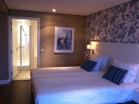 Hotel de Blanke Top : Vernieuwde familiekamer