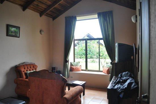 Hotel Campo Verde: partie salon