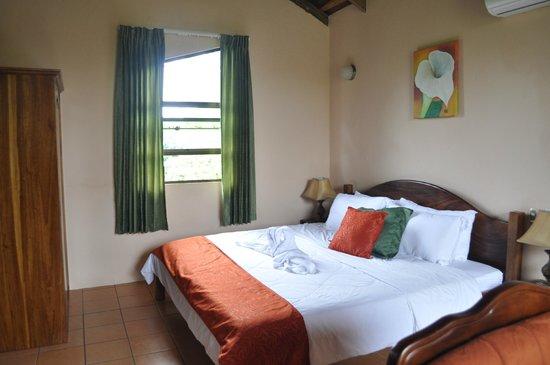 Hotel Campo Verde: partie chambre