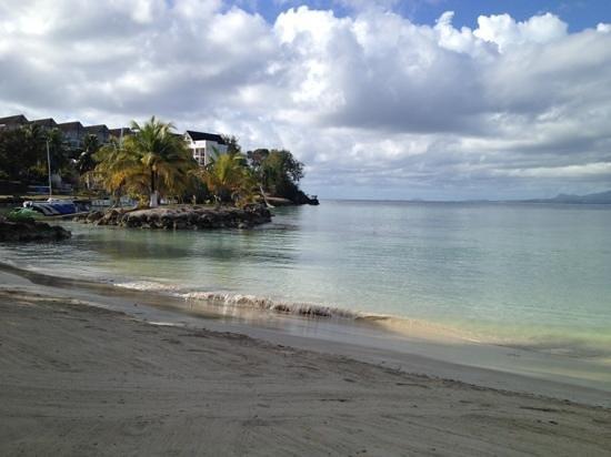 Canella Beach Hotel-Restaurant: plage de l'hôtel