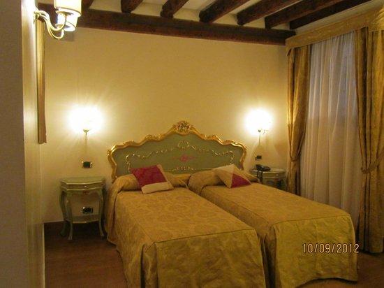 Hotel Al Ponte Mocenigo: First floor