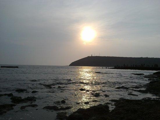 Mandavi Beach
