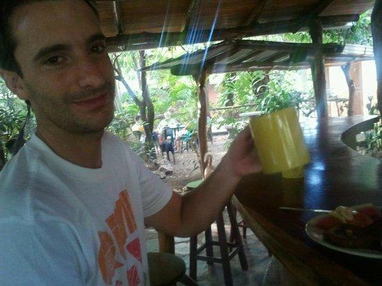 KayaSol Surf Hotel: Breakfast at Kaya Sol is amazing!