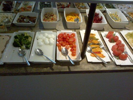 Cote Jardin : Côté Jardin - Salad, appetizer, etc. Brunch Buffet