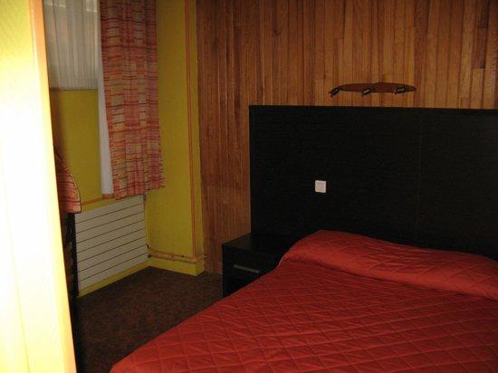 Corail Hotel: Single Room