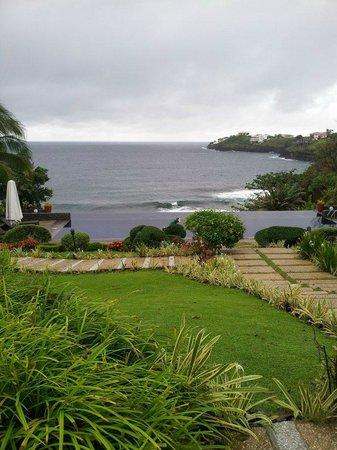 Club Punta Fuego: landscape