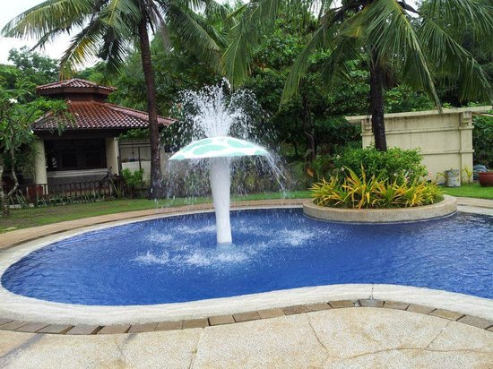 Club Punta Fuego: fountain