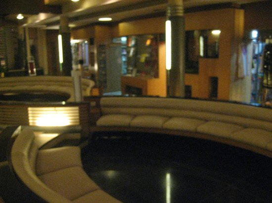 Hotel Malligi: Hotel Lobby