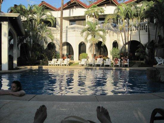 Zullymar Hotel: Pool - so pretty!