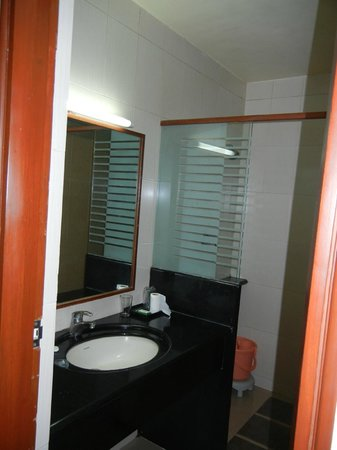 Hotel Malligi: Bathroom