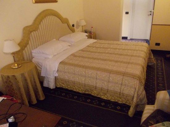 Ca' San Giorgio: Comfy bed