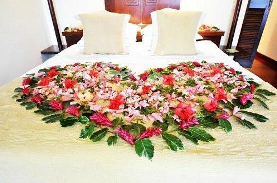 Manava Beach Resort & Spa - Moorea: モーレアパールリゾートでの結婚式を挙げました