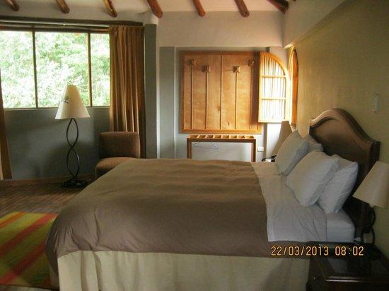 Hotel Pisonay Pueblo: Habitación