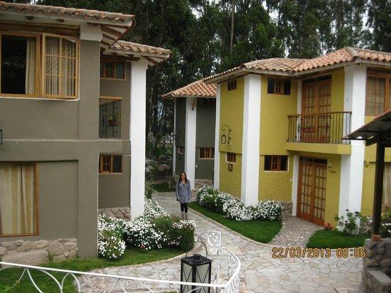 Hotel Pisonay Pueblo: Habitaciones