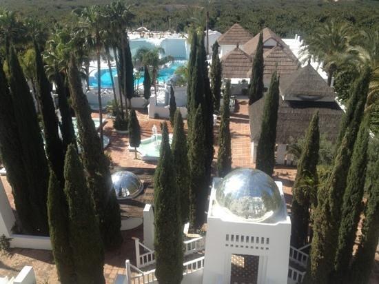 Hotel Suite Albayzin del Mar: desde la terraza